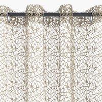 Tenda LURO 1x140x300 sabbia tela ragno