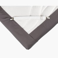 Sheet straps VALLVIK 4 pack