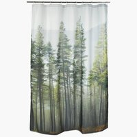 Shower curtain AVESTA 150x200