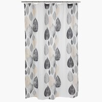Shower curtain NYLAND 150x200
