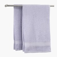 Bath towel UPPSALA light purple