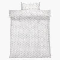 Set posteljine TRINE flanel 140x220