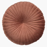 Cushion KUGLEASK D40 dark coral