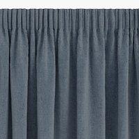 Gardin lystett ALDRA 1x140x300 blå