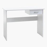 Íróasztal KARUP 40x100 fehér
