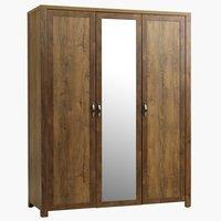 Wardrobe JUNGEN 166x210 wild oak
