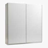 Szafa SATTRUP 200x218 biała