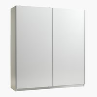 Skriňa SATTRUP 200x218 biela