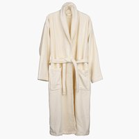 Bathrobe TIBRO L/XL natural